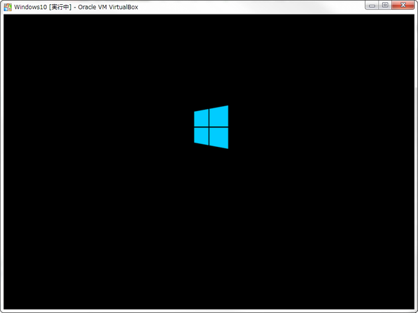 SnapCrab_Windows10 [実行中] - Oracle VM VirtualBox_2015-8-4_18-2-31_No-00